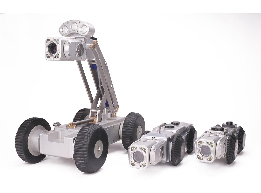 Robot télévisé dans l'inspection des canalisations – 3 éléments qui rendent indispensable l'utilisation-AGM TEC