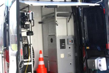 Véhicules inspection vidéo pour le contrôle assainissement