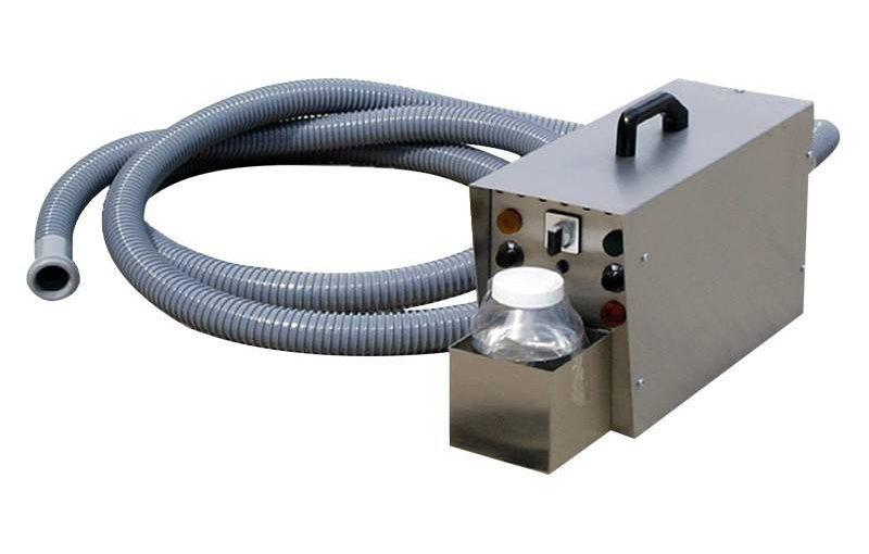 Générateur de fumée pour test d'étanchéité