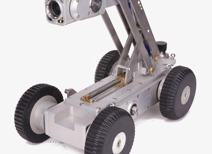 Robot d'inspection : contrôler les canalisations