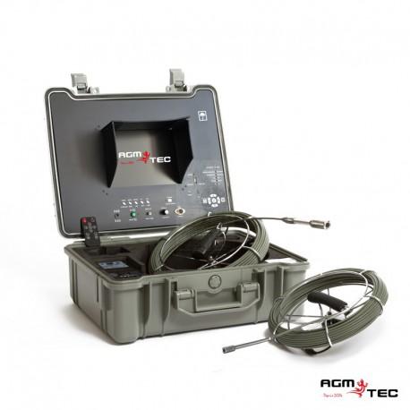 Tubicam® Trio : la caméra d'inspection de canalisations la plus polyvalente