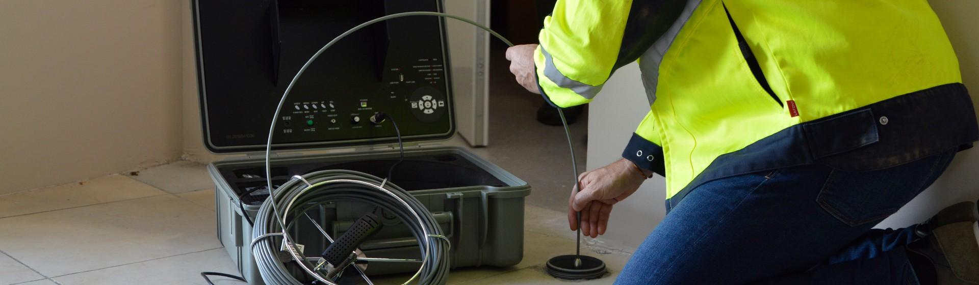 Caméra d'inspection de canalisations Tubicam® R